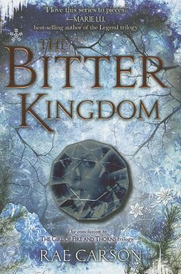 The Bitter Kingdom (Girl of Fire and Thorns), Carson, Rae