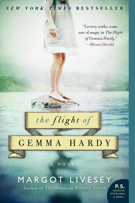 FLIGHT OF GEMMA HARDY, LIVESEY, MARGOT
