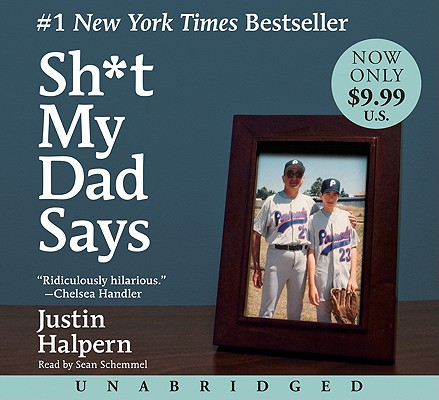 Image for SH*T MY DAD SAYS (AUDIO)