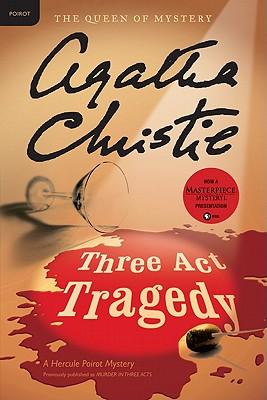 Three Act Tragedy, AGATHA CHRISTIE