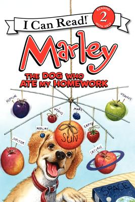 MARLEY: THE DOG WHO ATE MY HOMEWORK (I CAN READ! LEVEL 2), GROGAN, JOHN