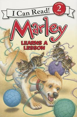 Marley: Marley Learns a Lesson (I Can Read Book 2), John Grogan
