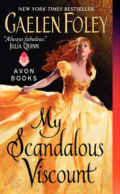 Image for My Scandalous Viscount (Inferno Club)