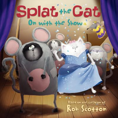 Splat the Cat: On with the Show, Annie Auerbach
