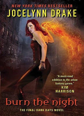 Image for BURN THE NIGHT