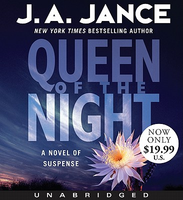 Queen of the Night Low Price: A Novel of Suspense (Walker Family Mysteries), J. A. Jance