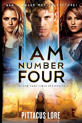 I Am Number Four Movie Tie-in Edition (The Lorien Legacies), Pittacus Lore
