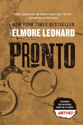 Pronto: A Novel, Elmore Leonard