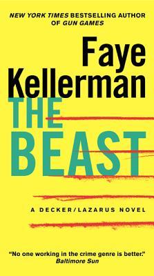 Image for The Beast: A Decker/Lazarus Novel (Decker/Lazarus Novels)