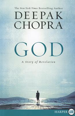 God  (Large Print), Deepak Chopra