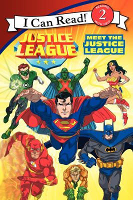 Image for MEET THE JUSTICE LEAGUE