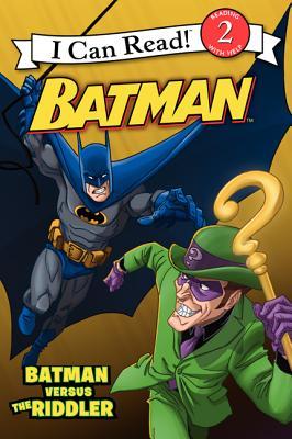 Image for Batman versus the Riddler