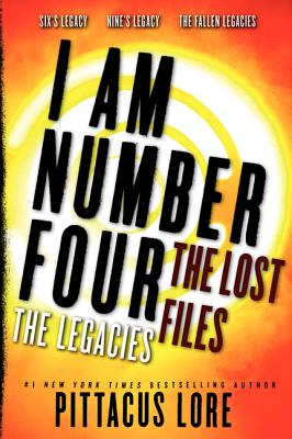 Image for I Am Number Four: The Lost Files: The Legacies (Lorien Legacies)