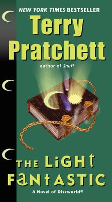 The Light Fantastic #2 Discworld, Terry Pratchett