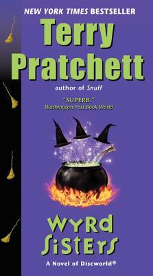 Wyrd Sisters #6 Discworld, Terry Pratchett