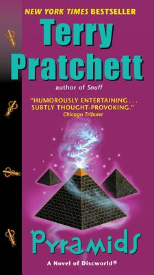 Image for Pyramids (Discworld)