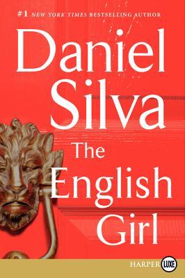 Image for The English Girl (Large Print)