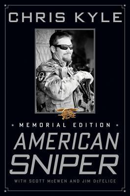 American Sniper: Memorial Edition, Chris Kyle, Scott McEwen, Jim DeFelice
