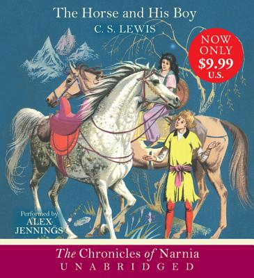 Image for Narnia Horse & His Boy Unabridged CD Audiobook