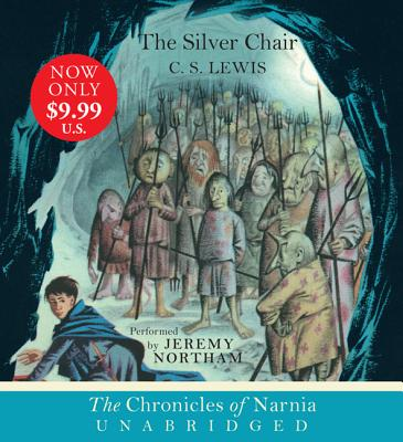 Image for Narnia Silver Chair Unabridged CD Audiobook