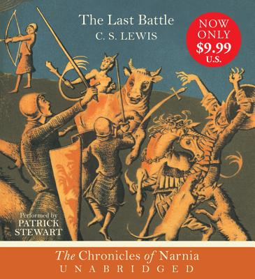 Image for Narnia Last Battle Unabridged CD Audiobook