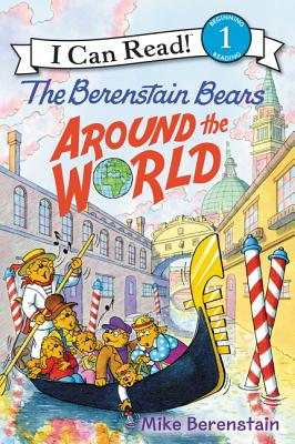 Image for The Berenstain Bears Around the World (I Can Read Level 1)
