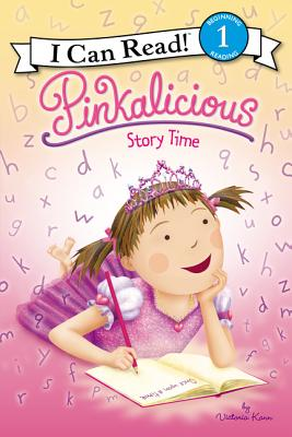 Pinkalicious: Story Time (I Can Read Level 1), Kann, Victoria