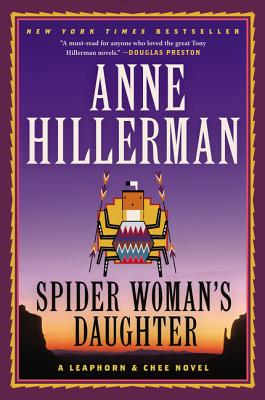 Image for Spider Woman's Daughter: A Leaphorn & Chee Novel