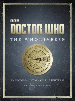 Image for Doctor Who: The Whoniverse: The Untold History of Space and Time