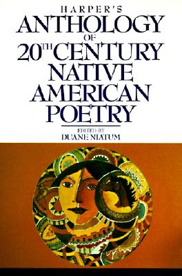 Image for Harper's Anthology of Twentieth Century Native American Poetry