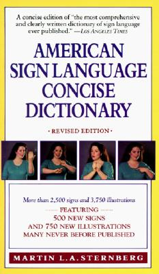 Image for American Sign Language Concise Dictionary