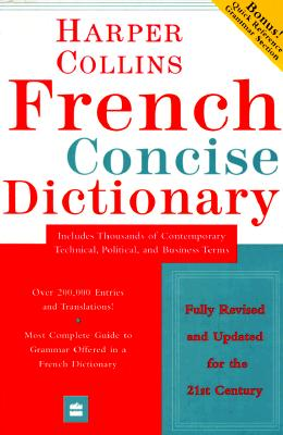 Image for HarperCollins French Concise Dictionary