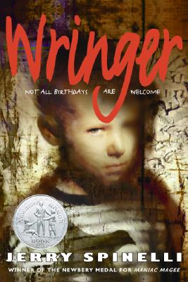 Image for Wringer (Trophy Newbery)