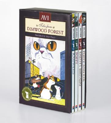 Image for Tales From Dimwood Forest Box Set