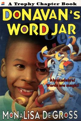 Image for Donavan's Word Jar (Trophy Chapter Book)