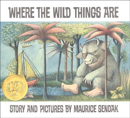 WHERE THE WILD THINGS ARE, SENDAK, MAURICE