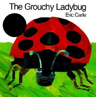 Image for The Grouchy Ladybug