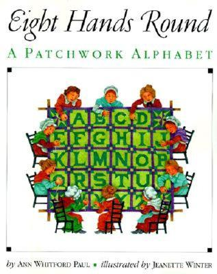 Image for Eight Hands Round: A Patchwork Alphabet