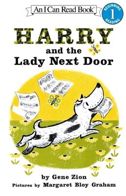 Image for Harry and the Lady Next Door (I Can Read Book 1)