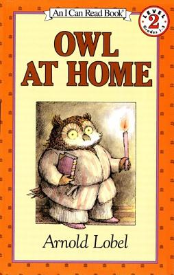 Image for Houghton Mifflin Harcourt Journeys: Common Core Trade Book Grade 1 Owl at Home, Arnold Lobel (I Can Read Book 2)