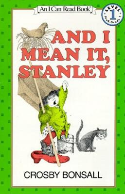Image for And I Mean It, Stanley