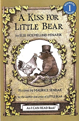 Image for A Kiss for Little Bear