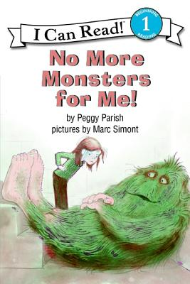 Image for No More Monsters for Me