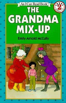 Image for The Grandma Mix-Up (I Can Read Book 2)