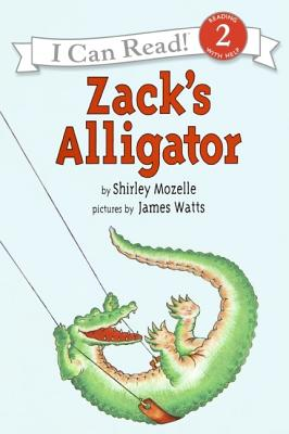 Image for Zack's Alligator (An I Can Read Book)
