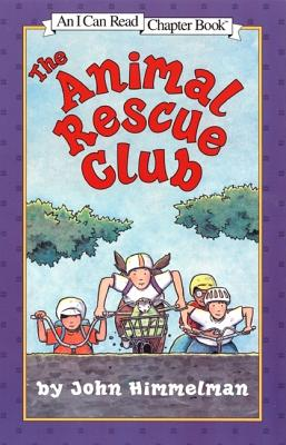 Image for The Animal Rescue Club (I Can Read Level 4)