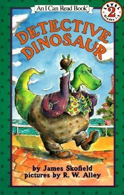 Detective Dinosaur, JAMES SKOFIELD
