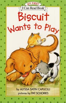 Image for Biscuit Wants To Play