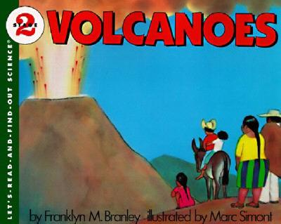 Image for Volcanoes (Let's-Read-and-Find-Out Science 2)