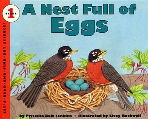 Image for A Nest Full of Eggs (Let's-Read-and-Find-Out Science, Stage 1)